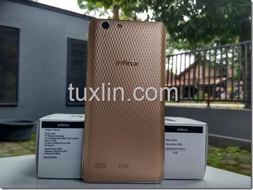 Spesifikasi Infinix Hot 3 X553 4G