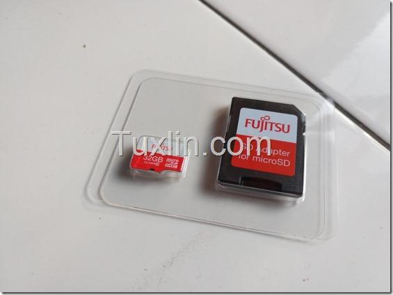 Paket Penjualan Fujitsu MicroSDHC 32GB