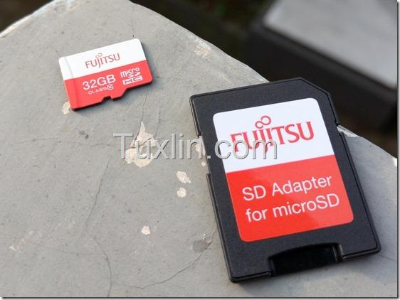 Harga Fujitsu MicroSDHC 32GB
