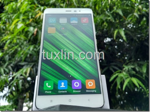 Preview Xiaomi Redmi Note 3 Pro