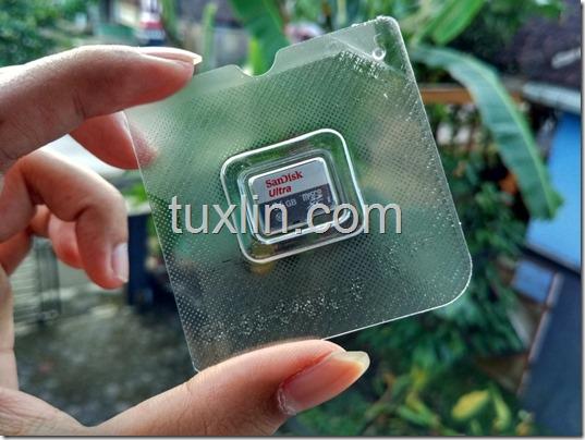 Paket Penjualan Sandisk Ultra 64GB MicroSDXC