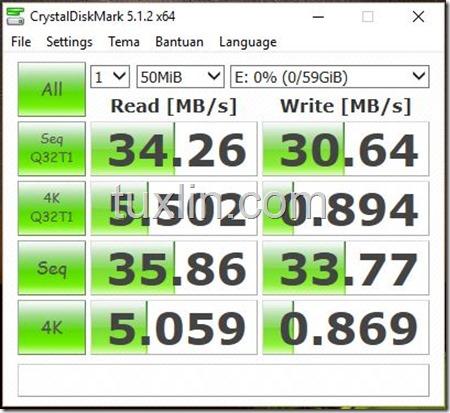 Sandisk 64GB