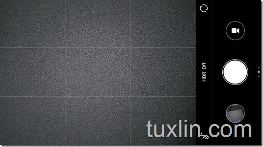 Antarmuka Kamera Xiaomi Redmi Note 3 Pro
