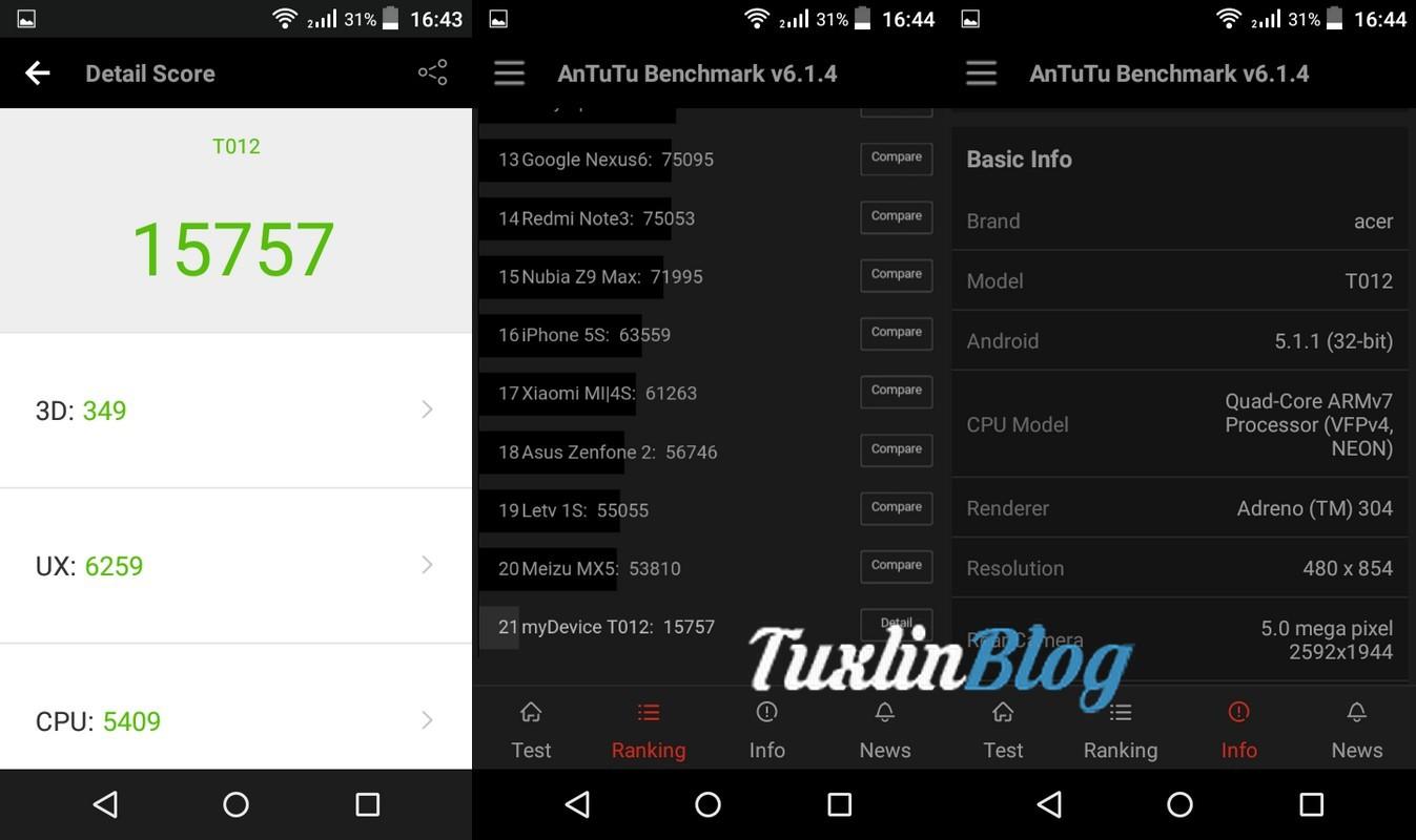 Review Acer Liquid Z320 Lollipop Murah Page 2 Of 3