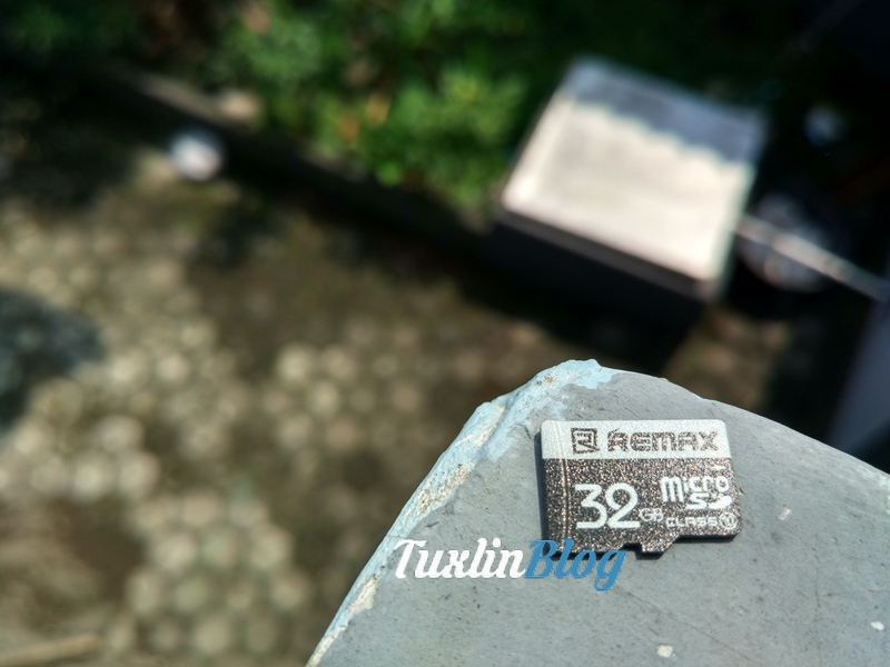 Review Remax 32GB MicroSDHC