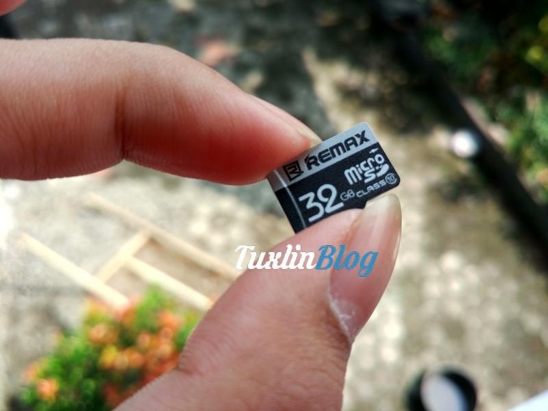 Performa Remax 32GB MicroSDHC