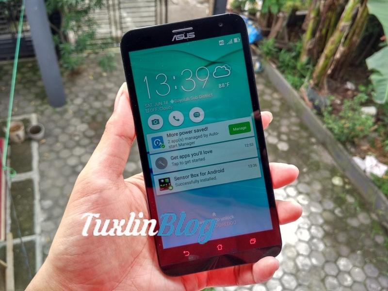 Preview Asus Zenfone 2 Laser ZE550KL