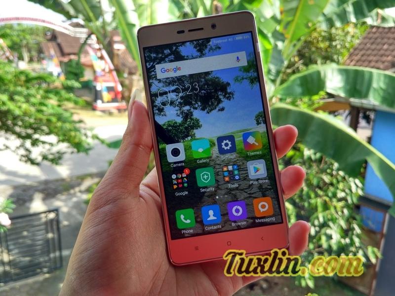 Preview Xiaomi Redmi 3S