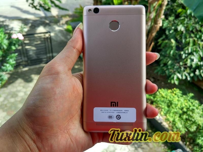 Harga Spesifikasi Xiaomi Redmi 3S