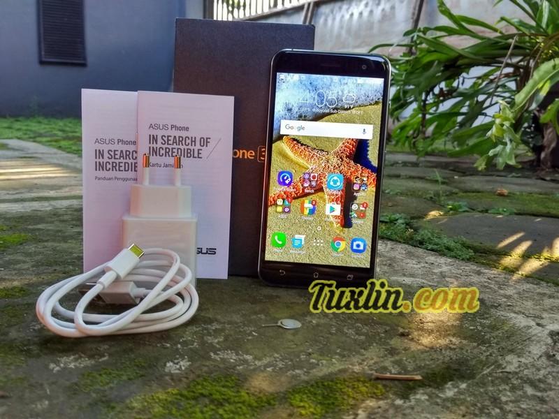 Paket Penjualan Asus Zenfone 3 ZE520KL