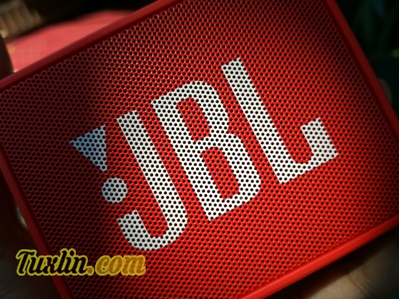 Desain JBL GO Bluetooth Speaker