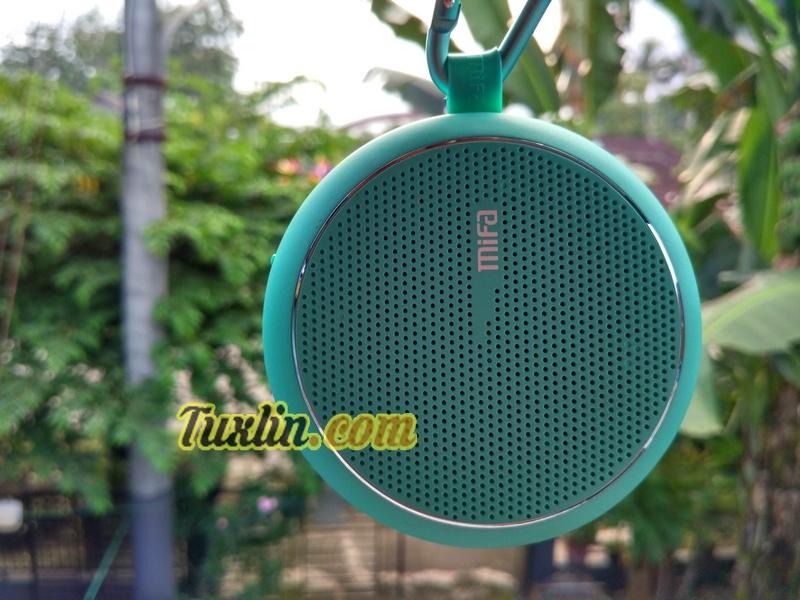 Review Mifa F1 Bluetooth Speaker