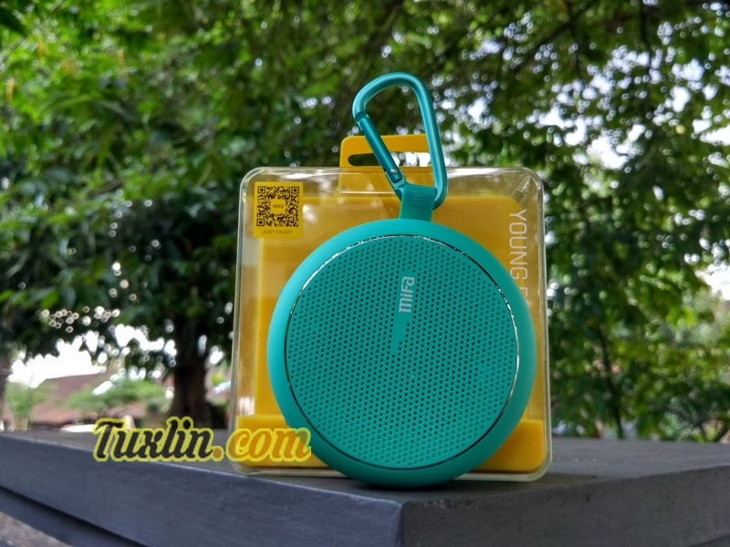 Review Mifa F1 Bluetooth Speaker