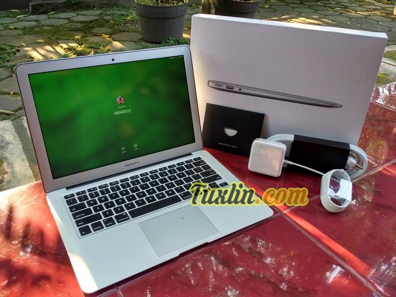 Paket Pembelian Apple Macbook Air MMGF2
