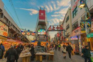 8 Pasar Tradisional di Jepang Ini Sangat Asyik Untuk Berbelanja