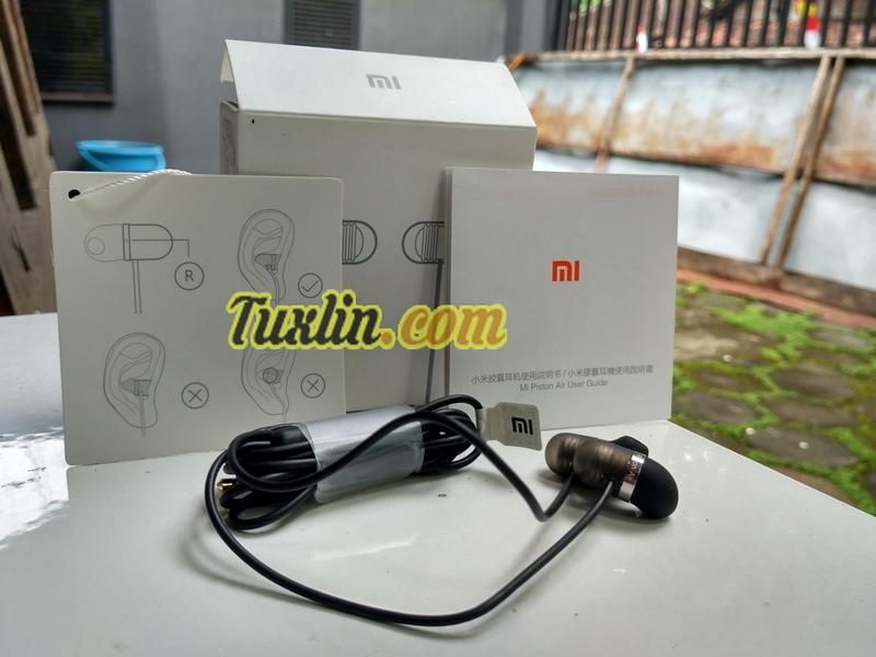 Paket Penjualan Xiaomi Capsule