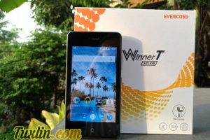 Review Evercoss Winner T Selfie R40H