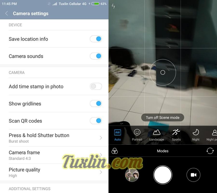 Review Kamera Kamera Xiaomi Redmi 4A