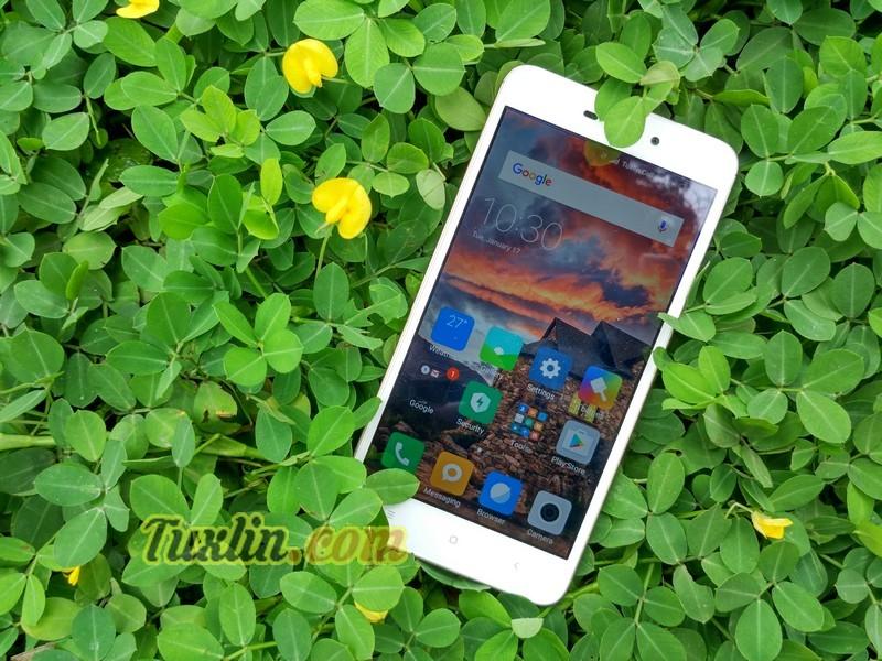 Desain Xiaomi Redmi 4A