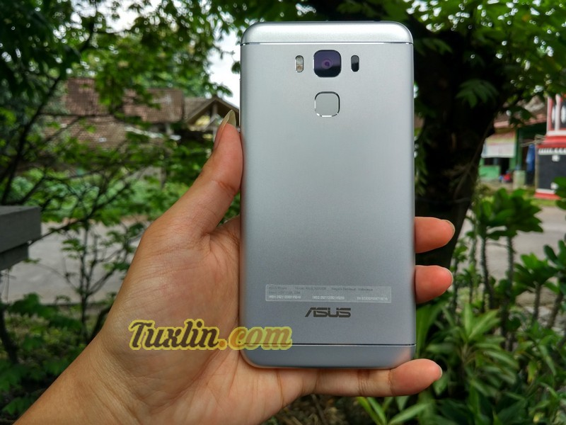 Spesifikasi Asus Zenfone 3 Max ZC553KL