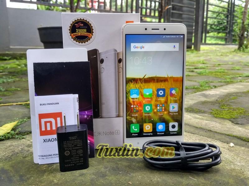 Paket Penjualan Xiaomi Redmi Note 4