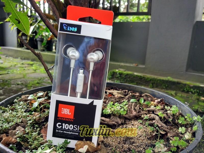 Review JBL C100SI, Headset Mantap Harga Murah