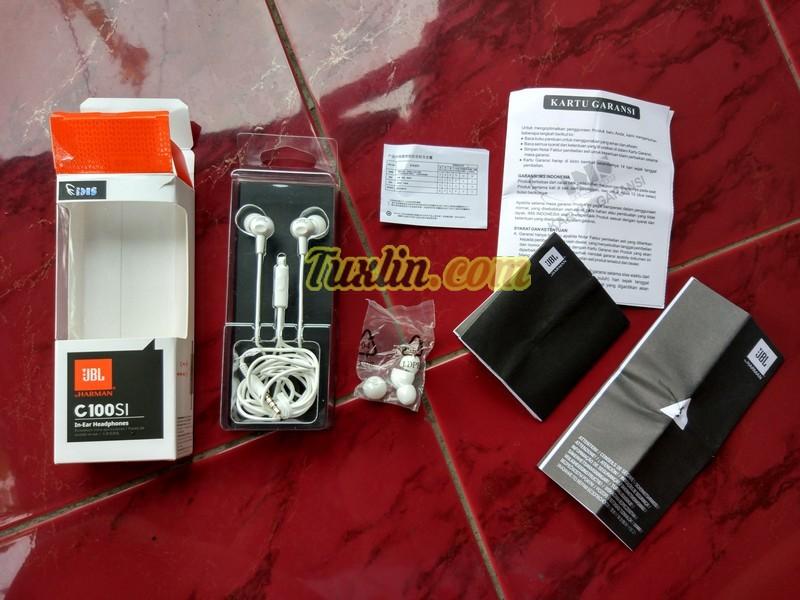 Paket Penjualan JBL C100SI