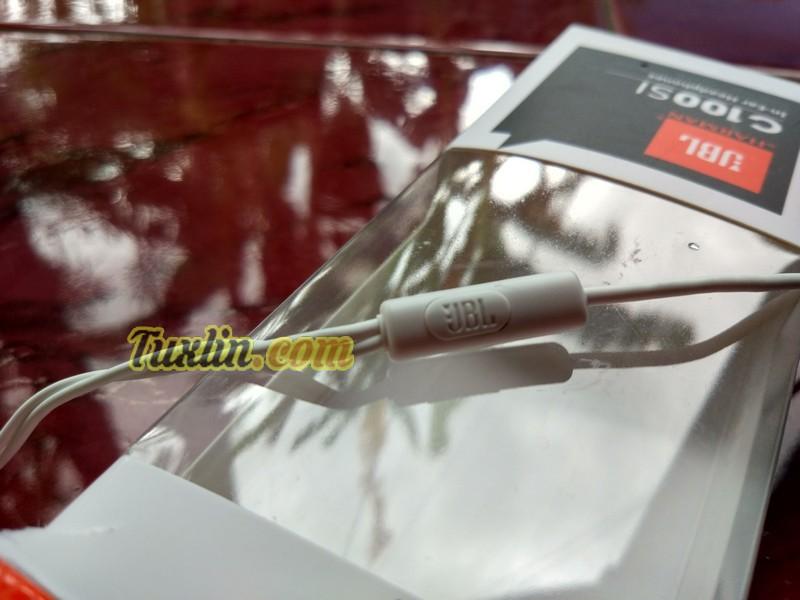 Desain JBL C100SI