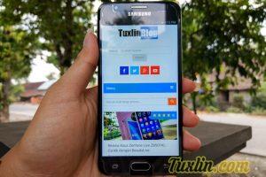 Menjajal Samsung Galaxy J5 Prime Bertenaga Exynos 7570