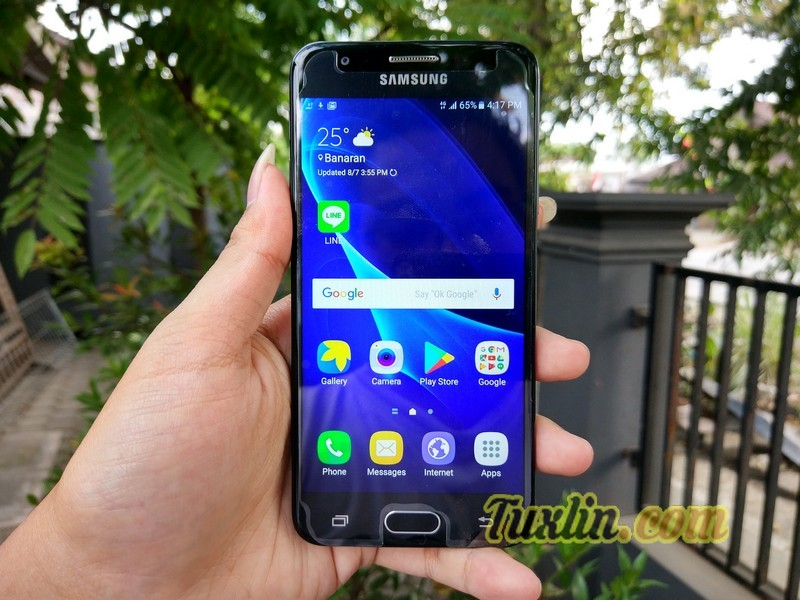 Preview Samsung Galaxy J5 Prime