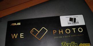 Asus Zenfone 4 Selfie Series Segera Hadir di Indonesia, Undangan Disebar!