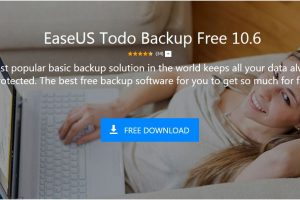 Review Easeus Todo Backup Free
