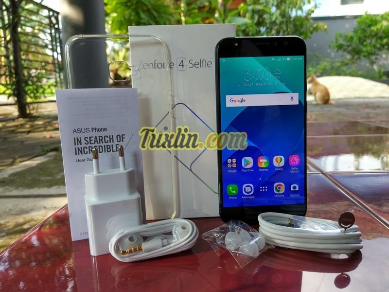 Paket PenjualanAsus Zenfone 4 Selfie Pro ZD552KL