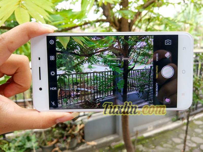 Review Kamera Vivo Y65: Andalkan Mode Portrait Bokeh