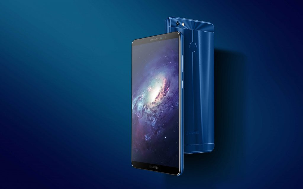 Gionee M7 Power Blue