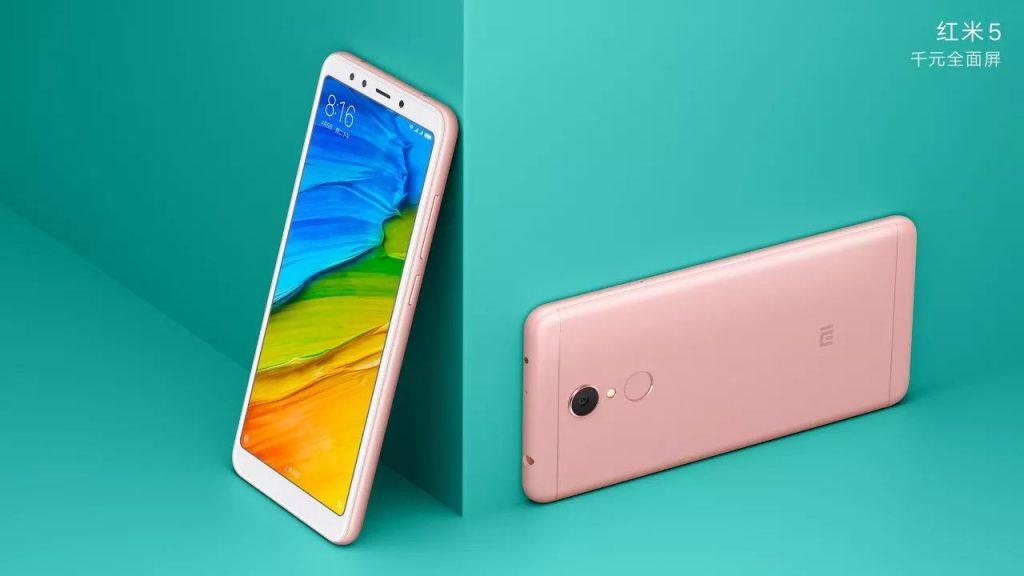 Harga Spesifikasi Xiaomi Redmi 5