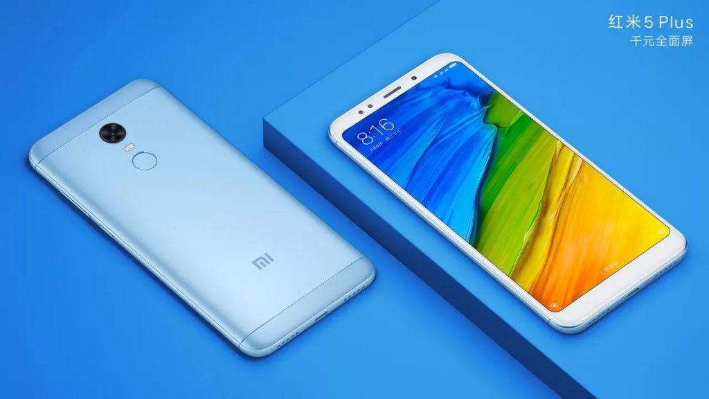 Harga Spesifikasi Xiaomi Redmi 5 Plus