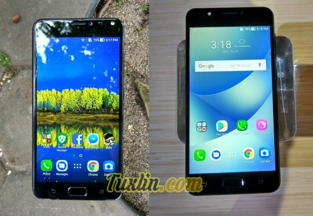 Perbedaan Asus Zenfone 4 Max Pro ZC554KL vs Asus Zenfone 4 Max ZC520KL