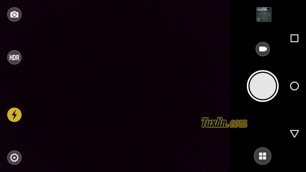 Antarmuka & Fitur KameraMotorola Moto M XT1663