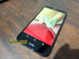 Langkah Upgrade Android 7.0 Nougat di Motorola Moto M XT1663