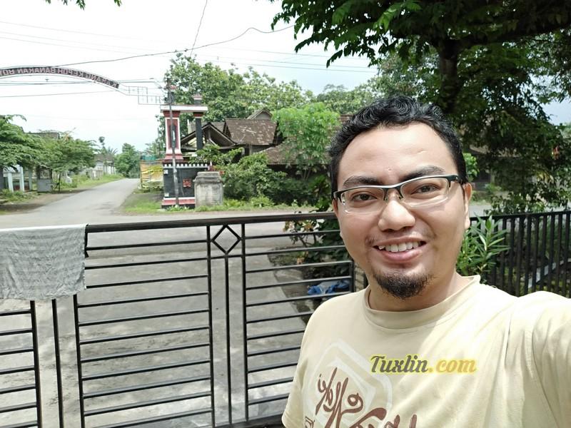 Sampel Hasil Foto Kamera SelfieXiaomi Redmi Note 5 Prime