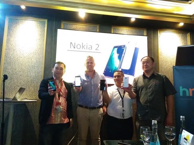 Apakah MampuNokia 2 Bersaing dengan Xiaomi Redmi 5A