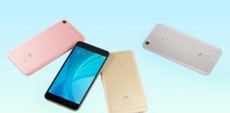 Xiaomi Redmi 5A Prime