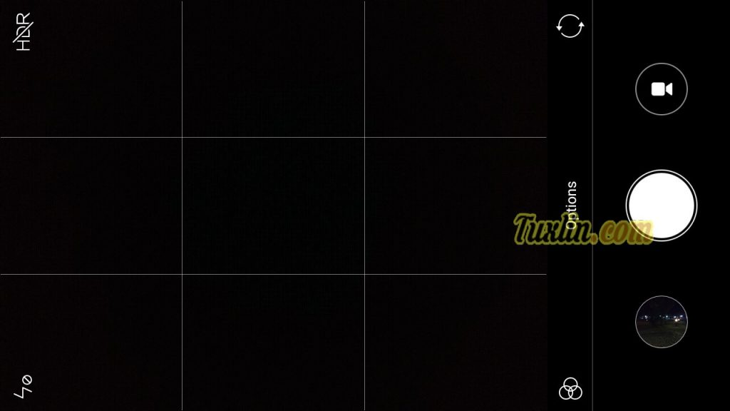 Antarmuka & Fitur KameraXiaomi Redmi Note 5A