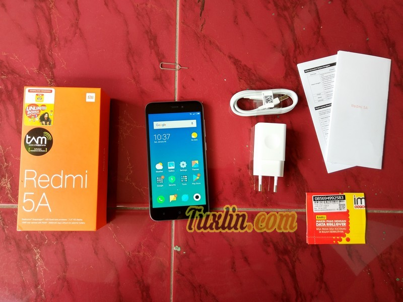Paket PenjualanXiaomi Redmi 5A