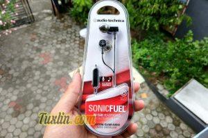 Review Audio Technica SonicFuel ATH-CLR100is, Murah Tapi Gak Murahan!