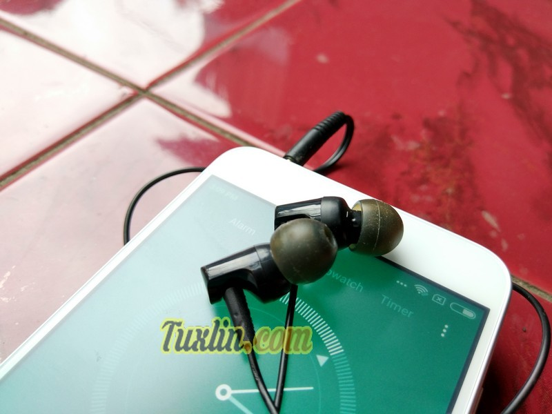 Review Audio Technica SonicFuel ATH-CLR100is