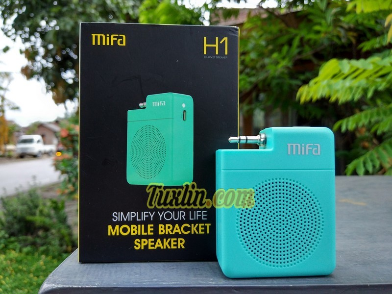 Review Mifa H1: Speaker Portabel Mungil Multifungsi!