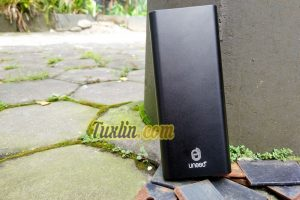 Review Uneed QuickBox M20 20.000mAh Power Bank dengan Quick Charge 3.0