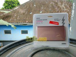 Review Miniso 4000mAh Power Bank: Waduh, Ternyata Kayak Gini!
